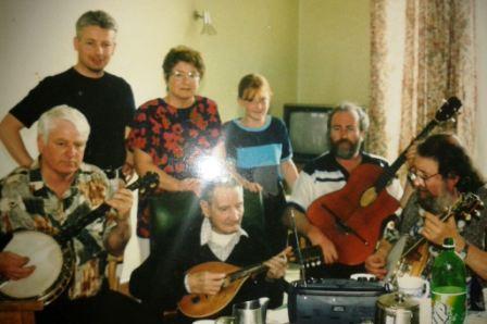 clann mckenna traditional music